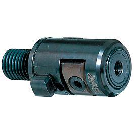 gazechimp 50er-Set Stahl Korrosionsbest/ändig Einschlagmuttern mit 4 Einschlagspitzen M4 Verriegelungsmuttern