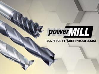 Auszugsprogramm PowerMill
