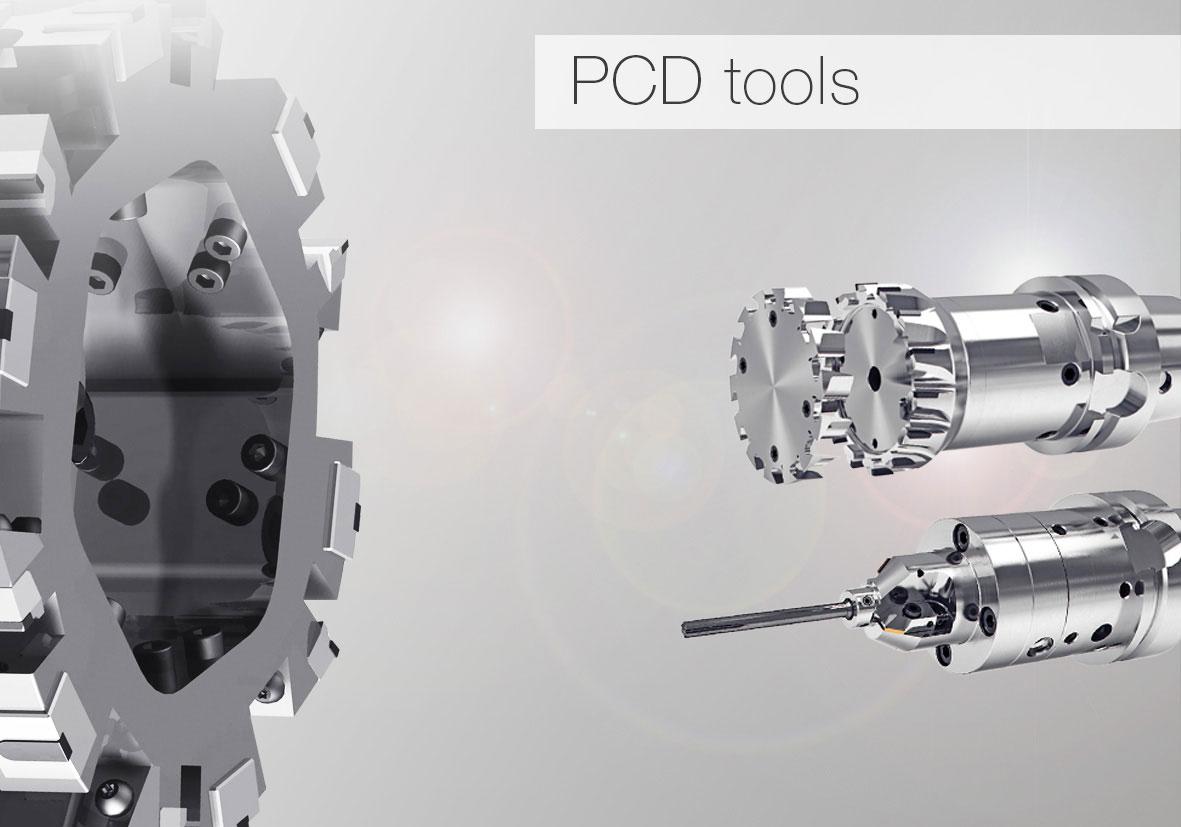 PCD/PCBN Tools